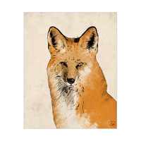 Rustic Fox Judges You