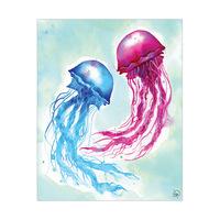 Dancing Jellyfish Omega