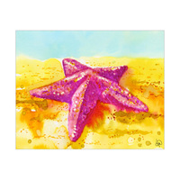 Beached Starfish Omega