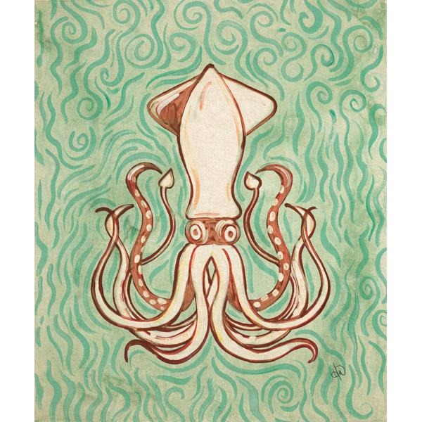 Rustic Squid Flow