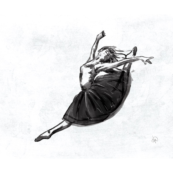 Ballet Jete
