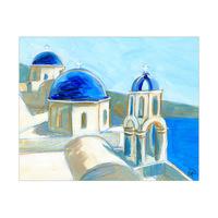 On The Coast Of Greece Omega