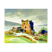 Urquhart Castle Tower Omega