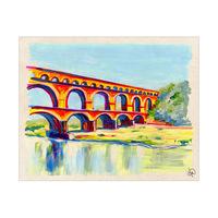 Pont Du Gard Omega