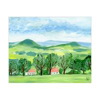 German Landscape Omega