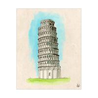 Torre Di Pisa Omega