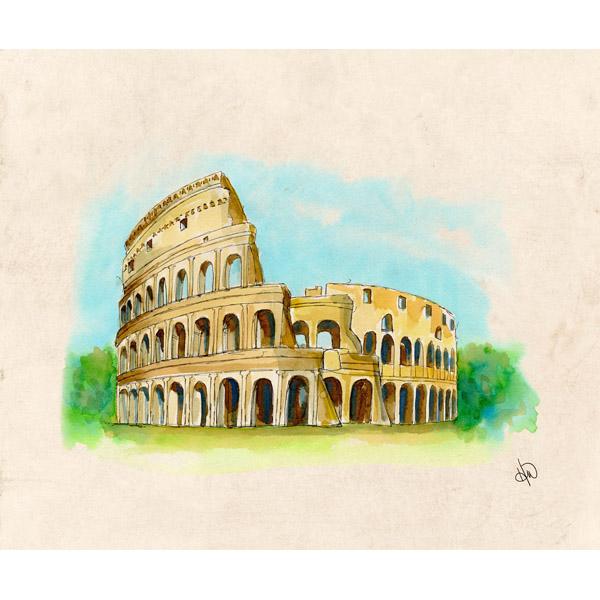 Il Colosseo Omega