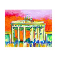 Brandenburg Gate Omega