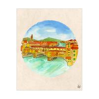 Ponte Vecchio Firenze Omega
