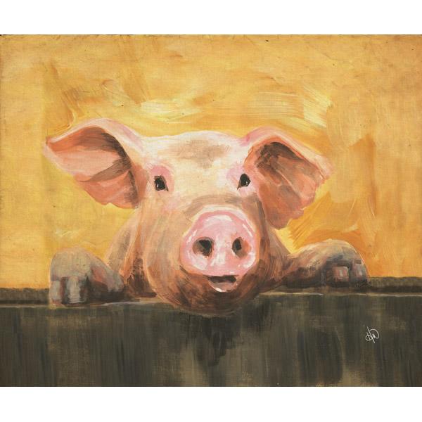 The Pig Next Door