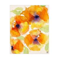 Orange Violets Omega