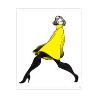 Striking Canary