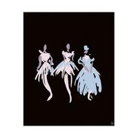 Ballerinas in Blush