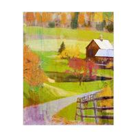Farmhouse Falltime