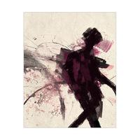 Shadow Figure Pink