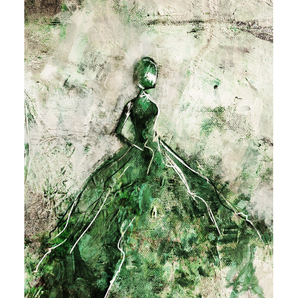 Jade Gown
