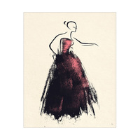 Formal Dress Rose