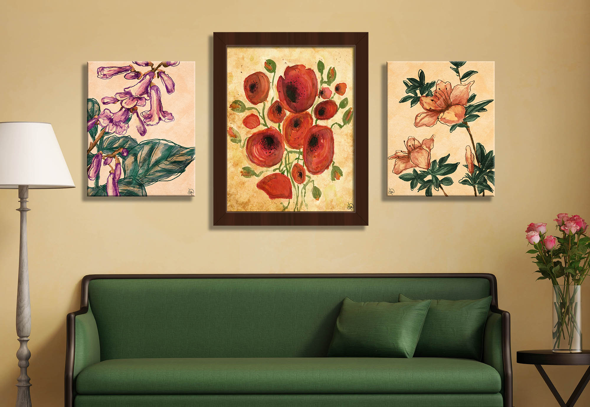 Kathy's Floral Collection